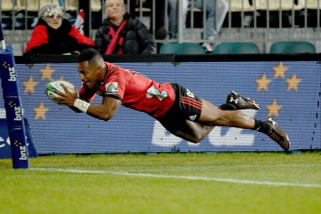 Jaguares left to Rue Missed Chances as Crusaders Create History