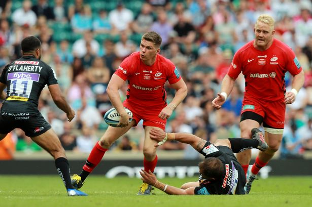 Game Theory in Rugby Could Overturn Conventional Play Strategy